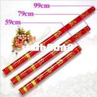 Wholesale Wedding parrty festive supplies handheld confetti salyut fireworks tube cracker cm