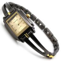 Fashion Women's Water Resistant QN731 Free shipping KIMIO Brand Japan Movement Quartz Watch women fashion Tungsten Steel wrist Watch
