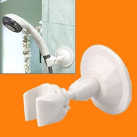 Wholesale Bathroom Wall Mount Attachable Shower Head Holder Suction Adjustable Bracket Cup