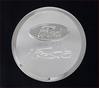 Wholesale New Ford Fiesta Stainless Fuel Cap Tank Cover car trim