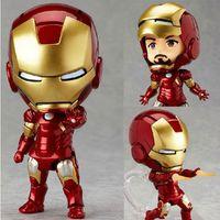 Wholesale GSC Iron Man Dolls The Super Hero Action figures PVC Model toys