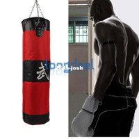 Wholesale New cm Training Fitness MMA Boxing Bag Hook Hanging Kick MMA Fight Bag Sand Punch Punching Bag Sandbag Empty