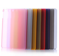 air matting - Tracking Inner Matting Soft TPU Silicon Back Case Shell Skin Work W Smart Cover For Apple iPad Air th Gen New