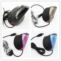 Wholesale Computers Pen Joy Vertical mouse optical mouse Ergonomic Design