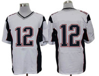 Wholesale Tom Brady American Football Jerseys Hot All Team Men Elite Jerseys England Patriot On field Shirt Outdoor Breathable Wear