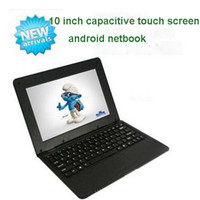 Wholesale Allwinner A31 quad core GHZ dual channel inch capacitive touch screen android netbook