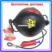 Wholesale Boxing Speed Ball workout Equipment Punching Bag Exercise Body building Fitness Speed Balls with a Valve Core