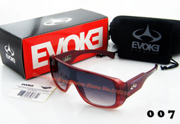Wholesale Fashion brand designer EVOKE AMPLIFIER news oculos de sol for men women sunglasses with original box