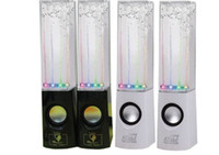 Cheap 2.1 Dancing Water Speaker Best Universal HiFi speaker