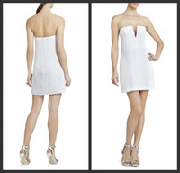Turmec » simple short strapless dress pattern