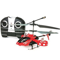 Wholesale S9Q Avatar F103 Mini Rc Helicopter Metal channel Gyro RC helicopter Remote Control Helicopter RC toy AAAAKG