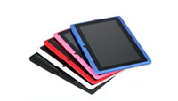 Wholesale New Hot quot Allwinner A13 Q88 tablet pc android GHz RAM DDR3 MB ROM GB Wifi Camera