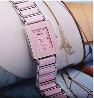 Luxury bella ceramics - Rebela red watch pink princess Bella lady ceramic table fashion female table