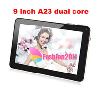 AllWinner 9 Inch A23 Tablet pc Dual Core Dual Cameras Capaci...