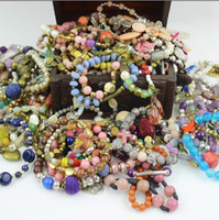 Wholesale New fashion bracelets wristband vintage beaded pendants charm bracelet stone gem beads jade JADEITE Bangle jewelry colorful bracelet Christm