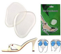 as photo silicone gel - Women Healthy Silicone Gel Soft Cushion sole Insole Anti Slip Shoe Pads Footcare