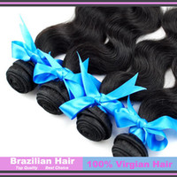 "Body Wave Brazilian Hair machine 20%OFF DHL free shipping 100% human hair weaves Brazilian virgin hair weft bundles,Body wave Mix Size 8""~28"" 3Pcs lot"