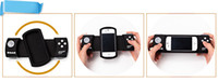 Wholesale xbox controller iPlayer Wireless Bluetooth Game Controller with mAh Battery iPhone iPad iPod Touch Series Black