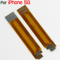 For Apple iPhone   For iPhone 5 5G LCD and Digitizer PCB Connector Extended Flex Cable Ribbon by DHL EMS MOQ50 PCS
