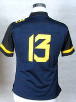 Wholesale West Virginia Andrew Buie College Football Jerseys