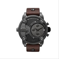 Wholesale Men s watch big dial double movement quartz DZ7258 luxury watches new products listed
