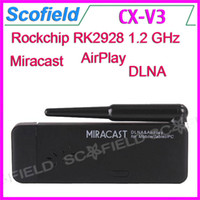 Cheap CX-V3 Airplay Miracast Dongle Wifi Display DLNA ipush All Share for IOS Android Tablet PC Android Cell Phone 166981