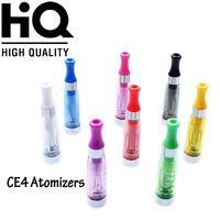 Electronic Cigarette Atomizer  CE4 Atomzier eGo CE4 Atomizer 1.6ml Clearomizer for eGo Series Kits Cigarettes E Cigarette e-Cig e-Cigarette Kit Electronic Cigarette TOWOTO