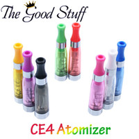 Wholesale AWSOME CE4 Atomzier eGo CE4 Atomizer ml for eGo Series Electronic Cigarette E Cigarette e Cig e Cigarette Kit TOWOTO
