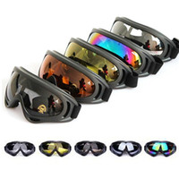 Wholesale New X400 UV Protection Outdoor Sports Ski Snowboard Skate Goggles Motorcycle Off Road Cycling Goggle Glasses Eyewear Lens