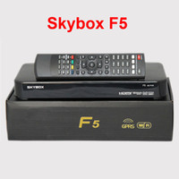 Wholesale Original Skybox F5 HD full p Skybox F5 satellite receiver support usb wifi youtube youpron