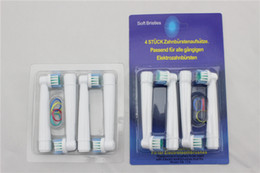 Wholesale Hor sale The SB A EB17 flexisoft electric toothbrush heads pack High quality