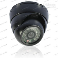 Wholesale LLFA3680 TVL CCTV Color Dome Security Camera wide angle lens homealarm
