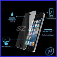 2. 5D Tempered Glass Screen Protector for iphone 4 4S 5 5S 5C...