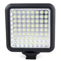 Standard 4.5W  Godox LED64 Video Light Professional Universal for Macrophotography Photojournalistic Video Shooting New E2041A
