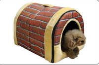 Wholesale 2014 Style Pet Dog House Dog Houses Pet Supplies