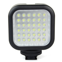 Wholesale Godox LED36 Video Light Professional Universal for Macrophotography Photojournalistic Video Shooting New E2042A