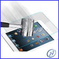 No For Apple iPhone Front Explosion-Proof Tempered Glass Shatter-proof Screen Protector Film For Apple ipad Air ipad 2 3 4 5 ipad mini