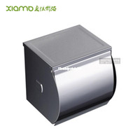 Cheap Wholesale - Stainless steel grass tray bathroom roll paper towel rack bathroom accessories