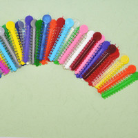 Wholesale 1 Pack Dental Orthodontic Ligature Ties Multi color