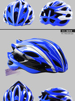 Men bicycle helmet hat - New Giant Cycling Helmets Nice red black blue yellow Color Cycling Hat Sport Men Saft Helmet Cycling Wear bike helmet bicycle High