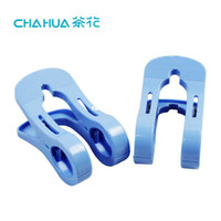 Clothes Garment Plastic Wholesale - Camelias 0756 Large windproof clip cotton quilt clip clothing plastic clip clothespin clothes clip
