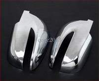 Wholesale Hyundai IX35 ABS Chrome electroplate mirror cover car trim