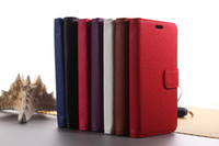 For Google LG Nexus 5 Leather White Luxury Wallet litchi Flip PU Leather Case Cover With Credit Card Slots Slot Pouch Stand Holder For Google LG Nexus 5