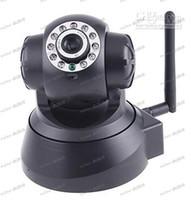 LLFA3687 visión nocturna de 10 IR LED Webcam IR CCTV cámara Web IP de WiFi de la cámara inalámbrica Dual Audio