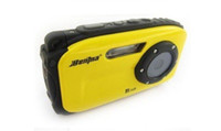 Wholesale Brand New mega x zoom inch LCD Screen waterproof Digital Camera underwater m MINI digital camera B168 H527