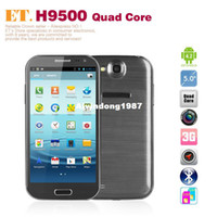 "Cheap Feiteng H9500 MTK6589 Quad Core 1.2Ghz Android 4.2 Mobile Phone 5"" HD IPS 1280x720 12MP Camera Dual Sim"