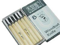 Cutting Tools carpenter tools  High quality 6 Pcs wood Carving Chisel Tool set, carpenter tools, carving knives