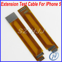 Original,Full Tested iPhone 5 5G For Apple iPhone For iPhone 5 5G Extension Test Cable LCD Touch Screen Digitizer Flex Cable Protector Connector Cable