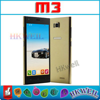 MTK6572 Dual Core Andoid Cell Phone HTM M3 m3 With RAM 512MB...