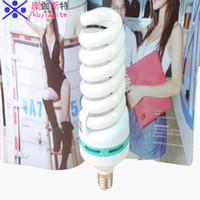 Wholesale Full spiral photography lighting set k w photography light bulb